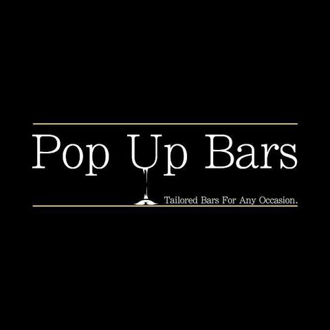 Pop Up Bars Waiting Staff