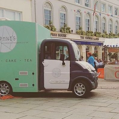 Daphne's Coffee Shop - Catering , Banbury,  Afternoon Tea Catering, Banbury Coffee Bar, Banbury Cupcake Maker, Banbury