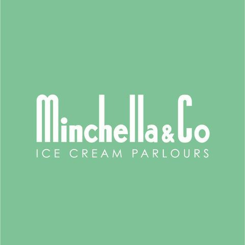 Minchella & Co Ice Cream Cart