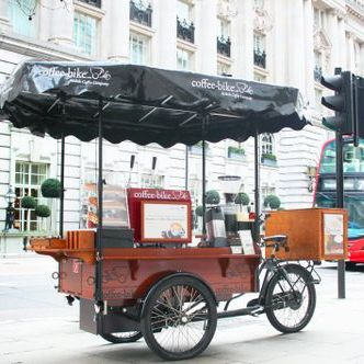 Coffee-Bike - Catering , London,  Afternoon Tea Catering, London Food Van, London Cocktail Bar, London Coffee Bar, London Mobile Bar, London Mobile Caterer, London Street Food Catering, London