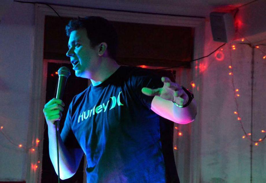 Luke Honnoraty - Comedian  - Barnstaple - Devon photo