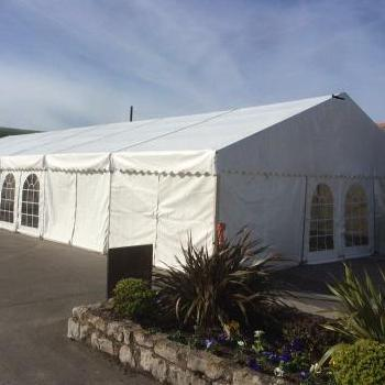 Ajlmarquees ltd Stretch Marquee