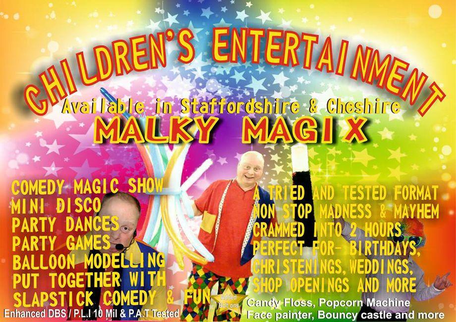 MG Entertainment - Catering DJ Children Entertainment  - Staffordshire - Staffordshire photo