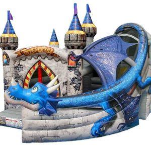 Boogie Bouncers Bouncy Castle Hire DJ