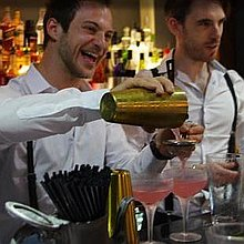 Zest Mixology Bar Staff