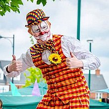 Magic Dave Clown