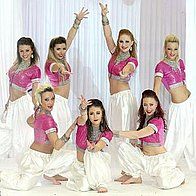 Bollywood Belles Irish Dancer