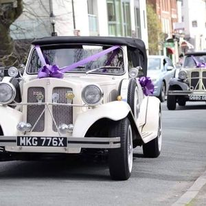His & Hers Wedding Cars Ltd Transport