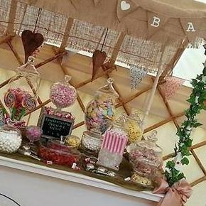 Pink Bon Bon - Catering , Clynderwen, Event planner , Clynderwen,  Sweets and Candy Cart, Clynderwen