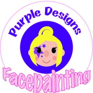 Purple Face Designs UK Face Painter