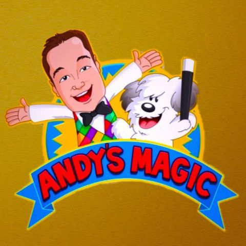 Andy's Magic - Children Entertainment , Worcestershire,  Children's Magician, Worcestershire Bouncy Castle, Worcestershire
