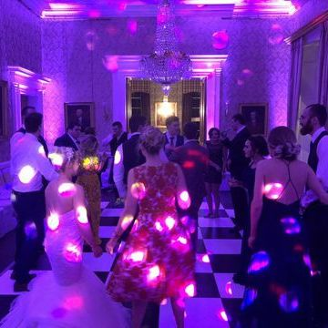 Platinum Discos Wedding DJ