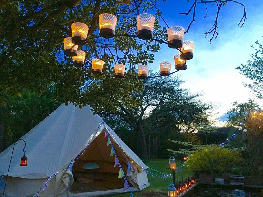 Pepper Bells Glamping - Marquee & Tent Event Equipment  - Bristol - Avon photo