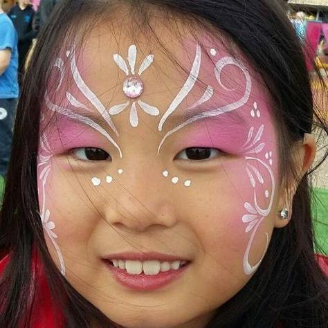 Face Painting by Taleena - Children Entertainment , Manchester,  Face Painter, Manchester Balloon Twister, Manchester