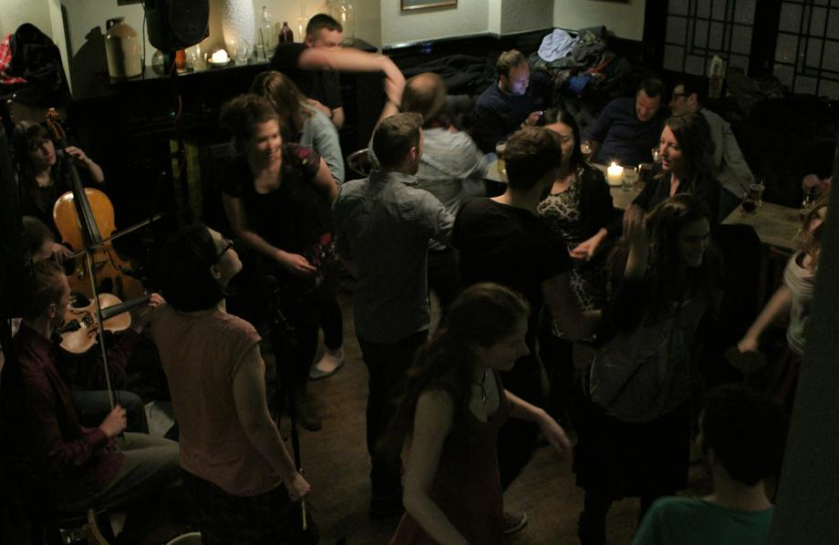 Spring Heeled Jacks - Live music band Ensemble World Music Band  - London - Greater London photo