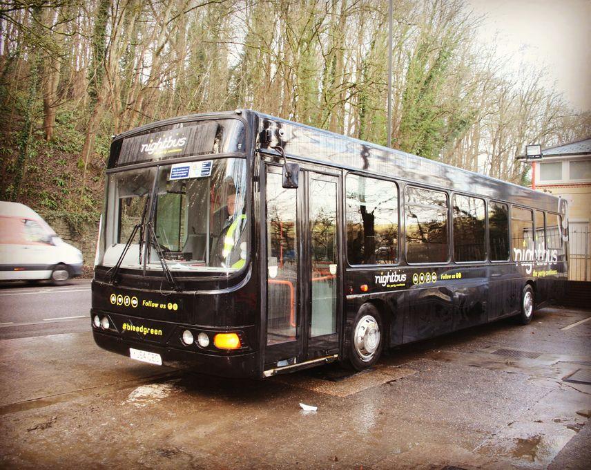 Nightbus - Transport  - Exeter - Devon photo