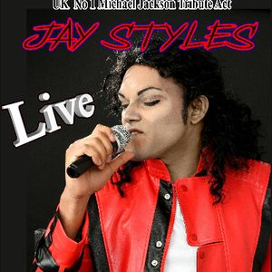 Jay Styles MJ Tribute Act Tribute Band