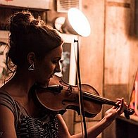 Claire Victoria Violin Jazz Band
