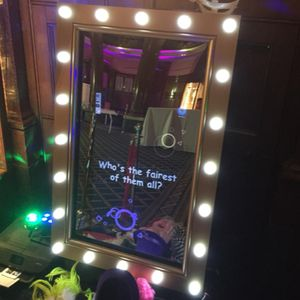 Magic Mirror Company Event Equipment