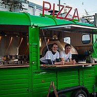 Fire & Dough Food Van