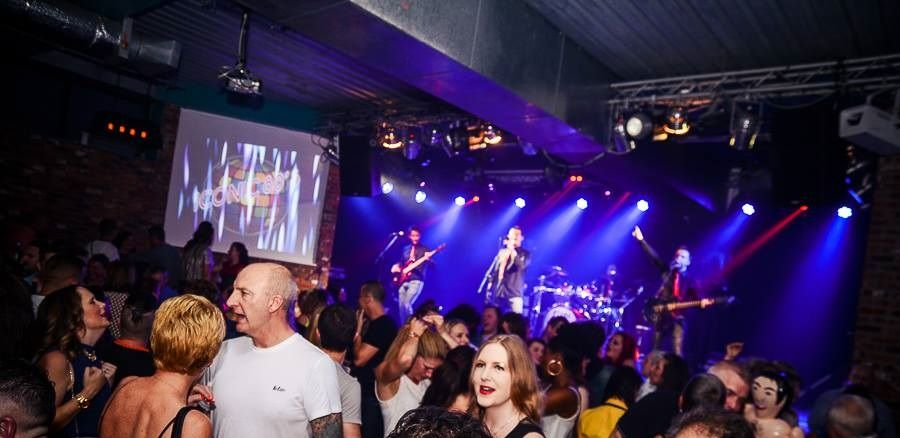 The Breakfast Club 80s and Iconic Party Songs Band - Live music band Tribute Band  - Birmingham - West Midlands photo