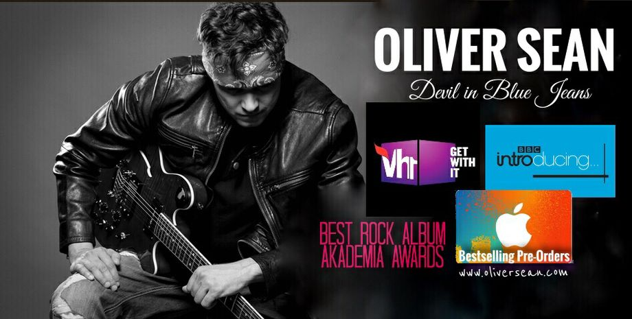 Oliver Sean - MTV EMA Nominated Band - Live music band Solo Musician Tribute Band Singer  - Leicestershire - Leicestershire photo