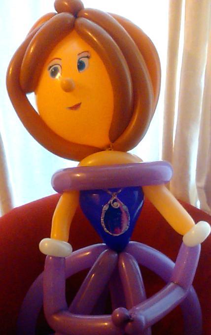 Balloon Dogs Balloon Sculptures - Children Entertainment Event Decorator  - Walsall - West Midlands photo
