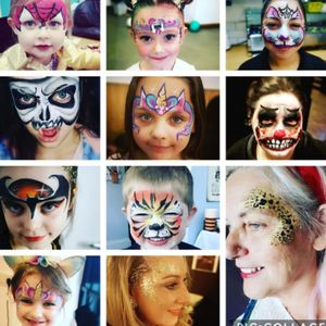 Tei's Face Art And Crafts Newcastle Children Entertainment