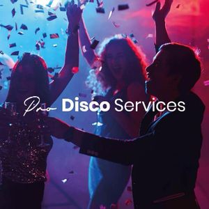 Pro Disco Services Party DJ