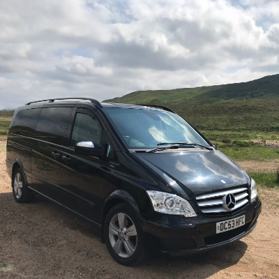 Chauffeur Cars Scotland Luxury Car