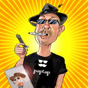 Rob The Caricaturetainer Caricaturist