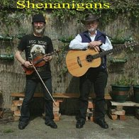 Shenanigans Irish Music Duo Acoustic Band