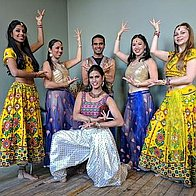 Bollywood, Indian Folk & Salsa by Aanchal Gupta Latin & Flamenco Dancer