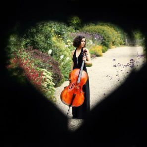 Lidia Alonso - Solo Musician , London,  Cellist, London