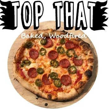 Top That - Wood Fired Pizza Pizza Van