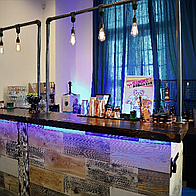 MY Flamingos Ltd - Mobile Bar Indian Catering