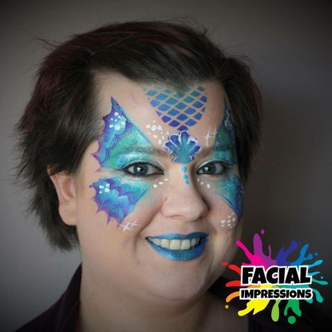 Facial Impressions Face Painter