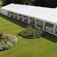 Barny Lee Marquees Limited Party Tent