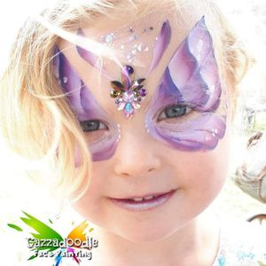 Cazzadoodle Face Painting Children Entertainment