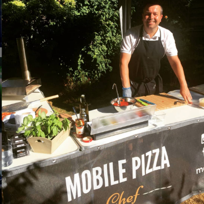 Mobile Bistros - Pizzas and Party Food Wedding Catering