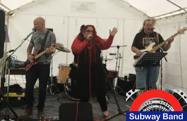 SUBWAY BAND - Live music band  - Oxford - Oxfordshire photo