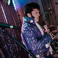 Elvis Tribute Impersonator or Look-a-like