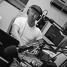 DJ Allan Turner-Ward DJ