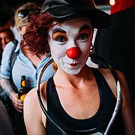 Dott Cotton Clown Circus Entertainment
