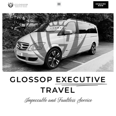 Glossop Executive Travel Chauffeur Driven Car