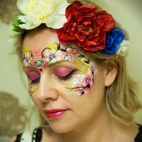 Face Painting by Ewa - Children Entertainment , Telford,  Face Painter, Telford