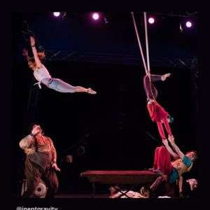 The Oak Circus Centre Contortionist
