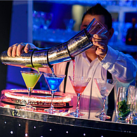 Blue Blazer Events Bar Staff