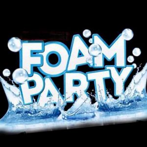 UV Foam Party Foam Machine