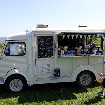 Carolines Little Kitchen Food Van